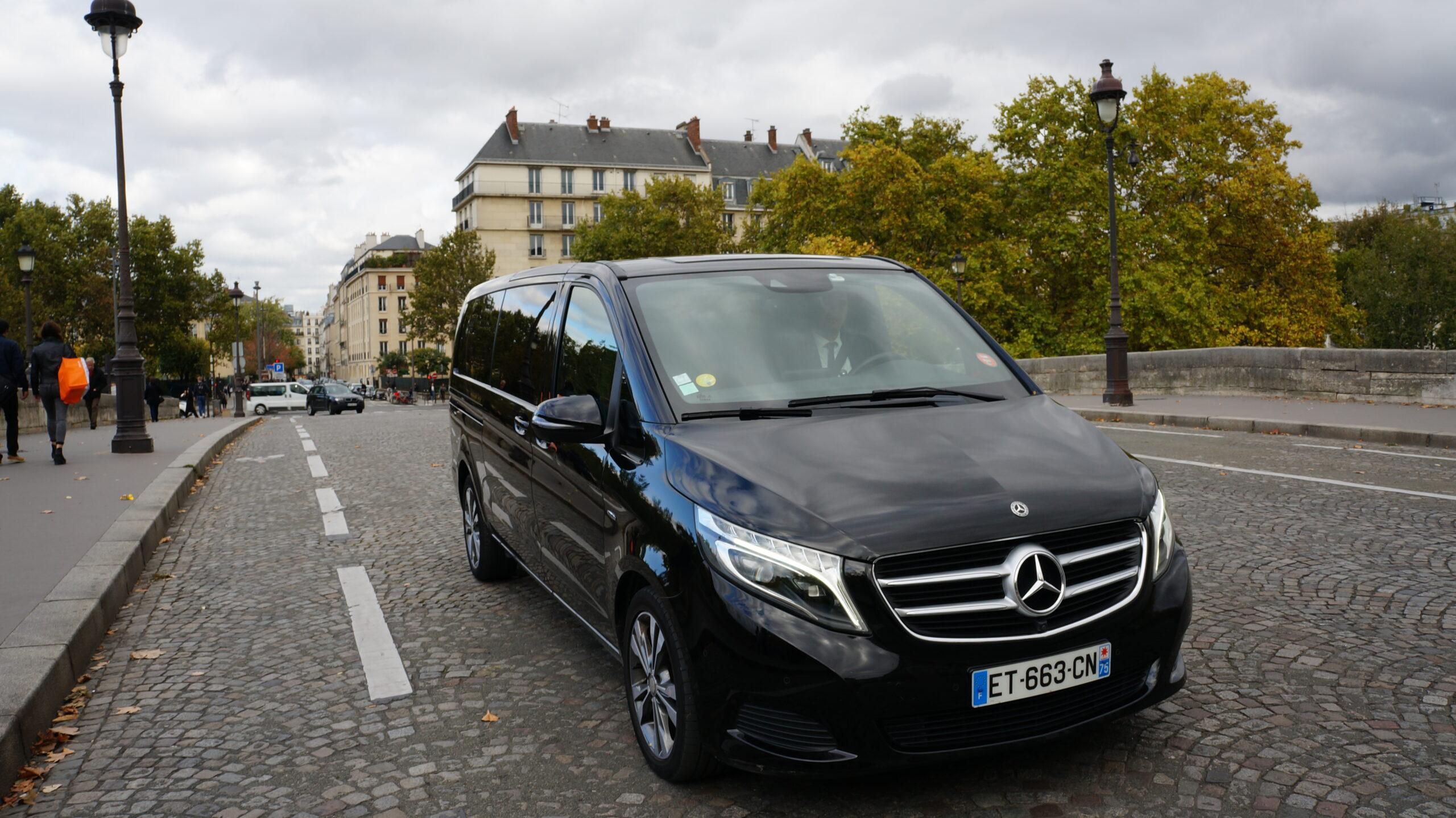 Sam Driver Paris Mercedes 4
