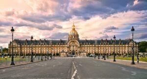 city tour paris hotel des invalides Paris