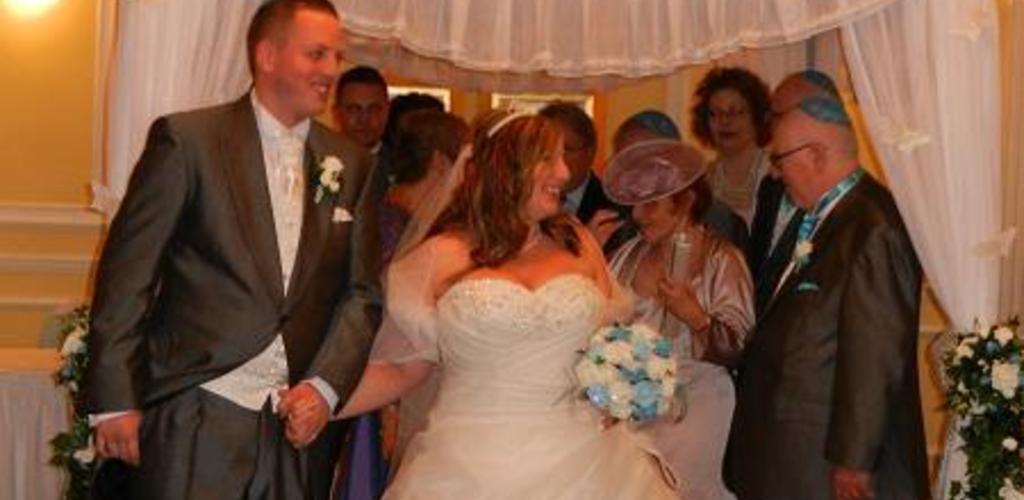 Mr & Mrs Shaw now