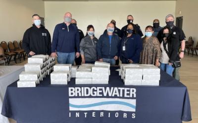 Bridgewater Recognizes Detroit Officers During 2021 Police Week