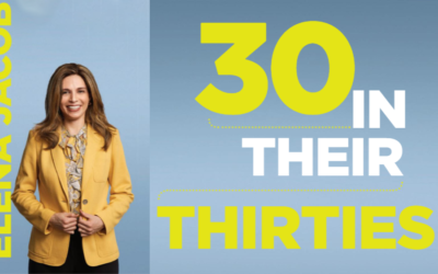 """Elena Jacob, Bridgewater Detroit Plant Manager, Honored In DBusiness Magazine's """"30 in Their Thirties"""" List"""