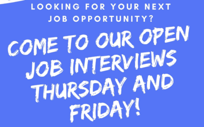 Great News! We're Hosting Open Interviews At Our Detroit Plant!