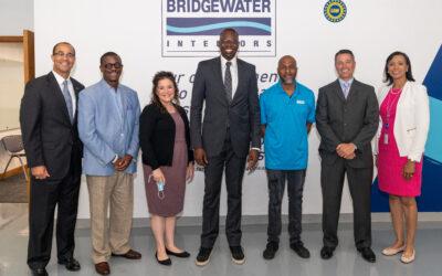 Michigan Lieutenant Governor Garlin Gilchrist II Makes Epic Visit To Bridgewater Detroit