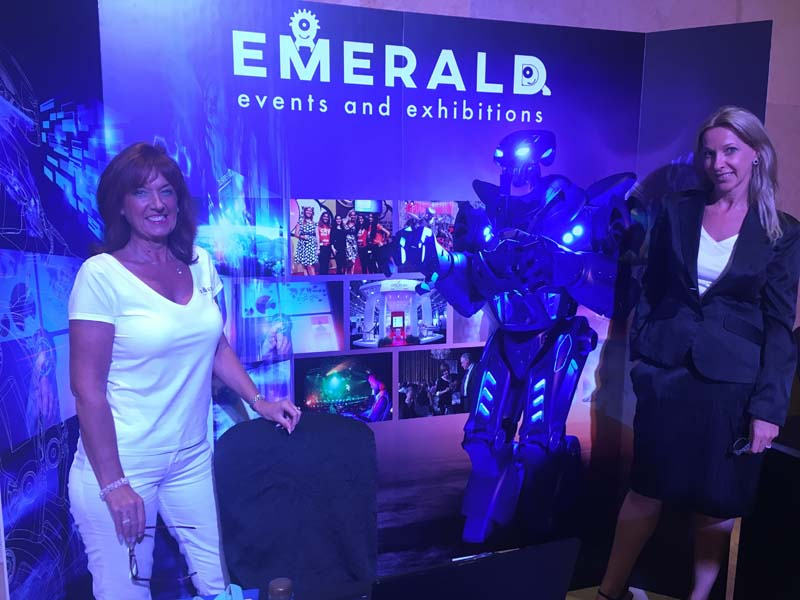 Emerald Sponsor Mice Convention 2017