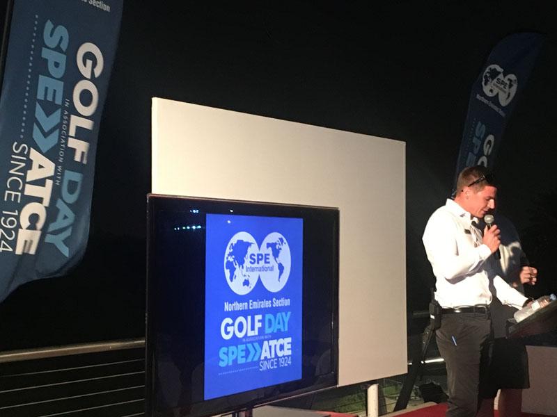 Golf Day SPE