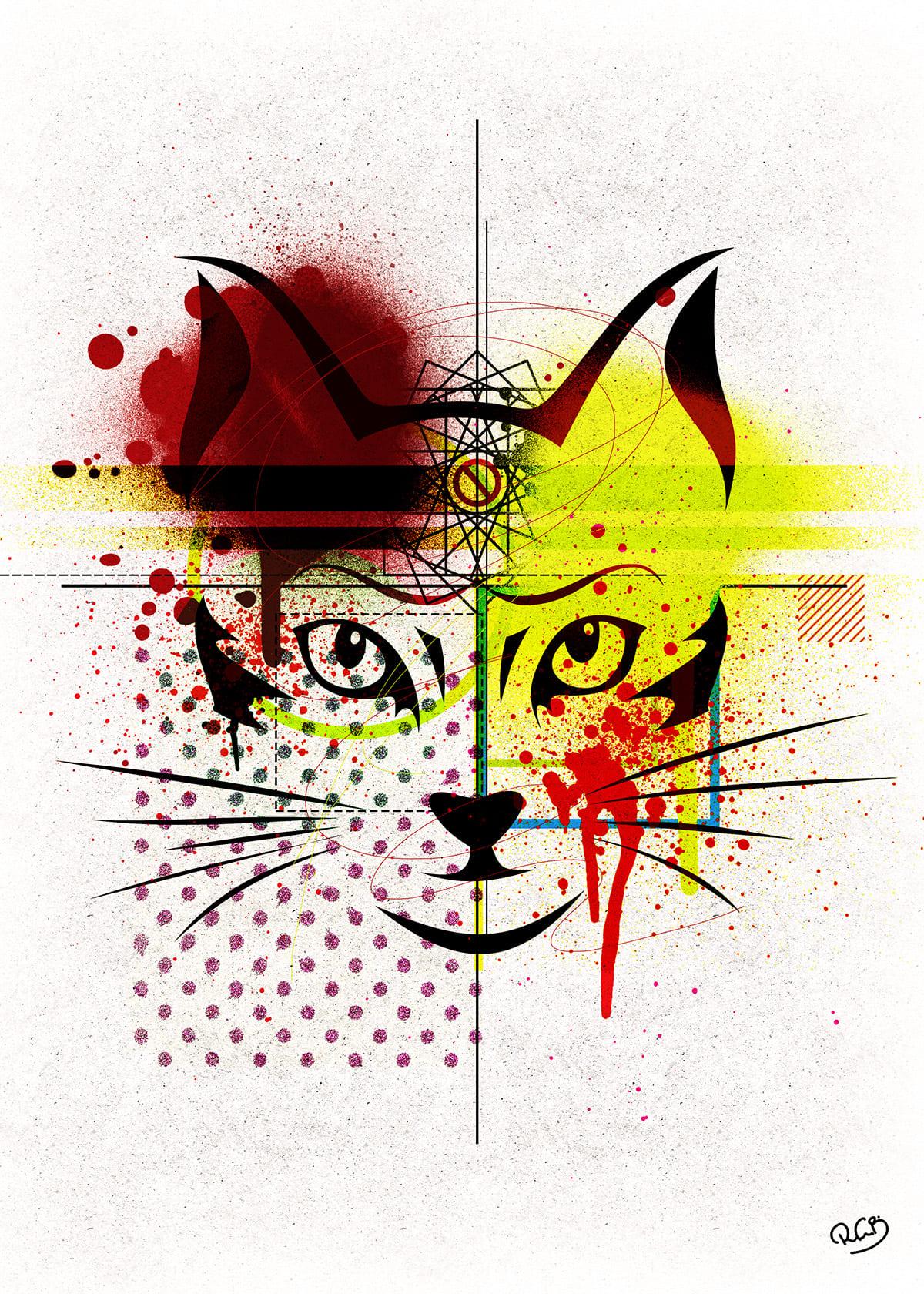 Ink-Cat