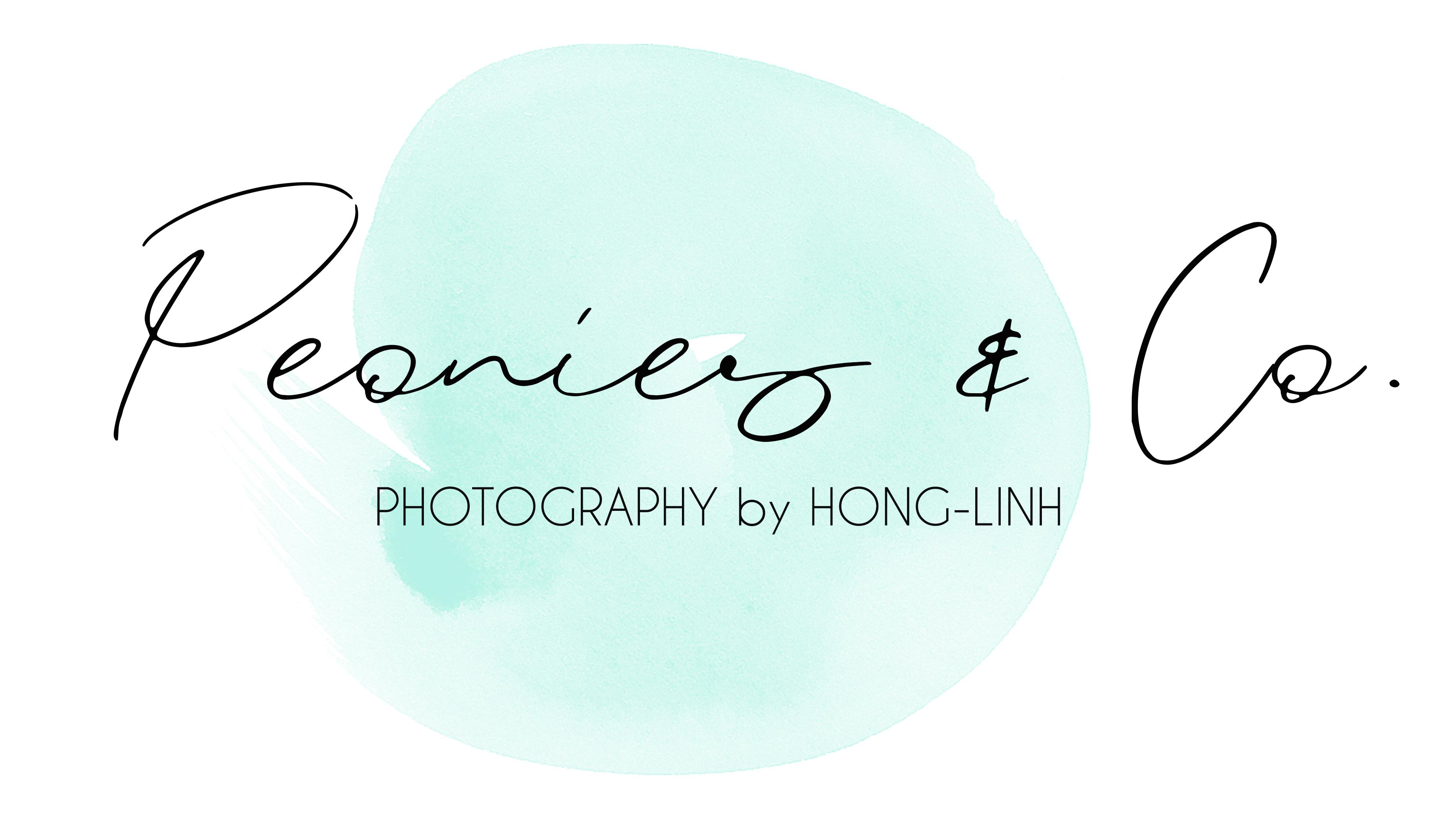Peonies & Co - London Photographer