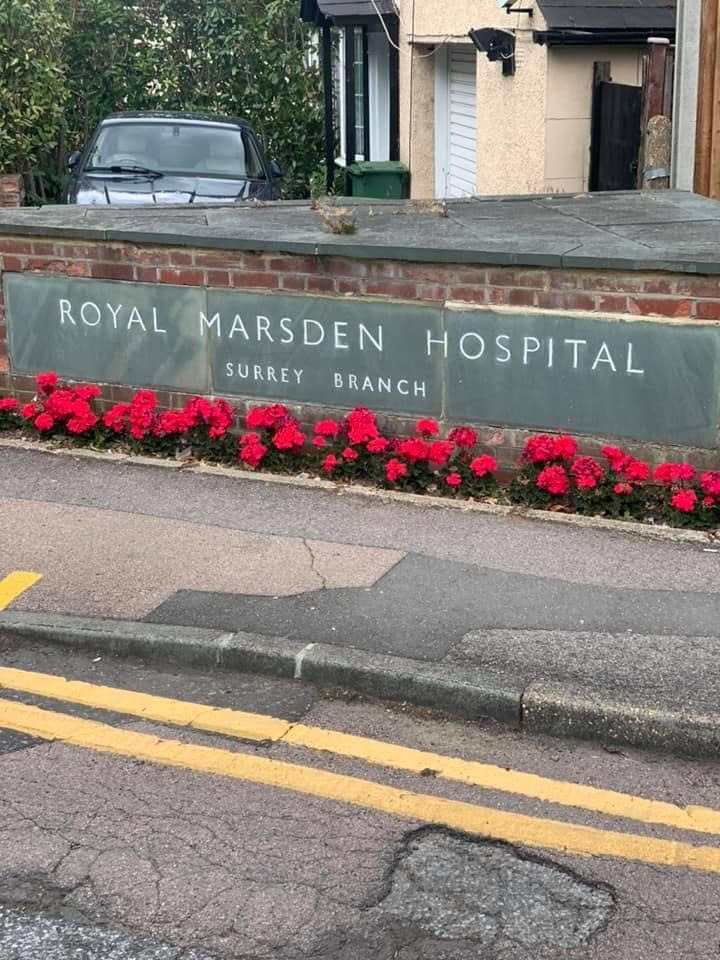 Picture of the Royal Marsden hospital, Sutton branch