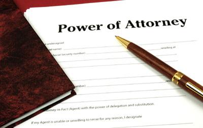 power of attorney in dubai