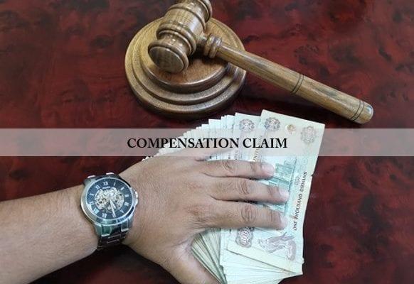 Compensation Claim
