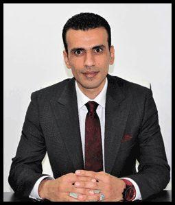 Ahmed Salim, Lawyer in Dubai
