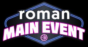 Roman Main Event Logo