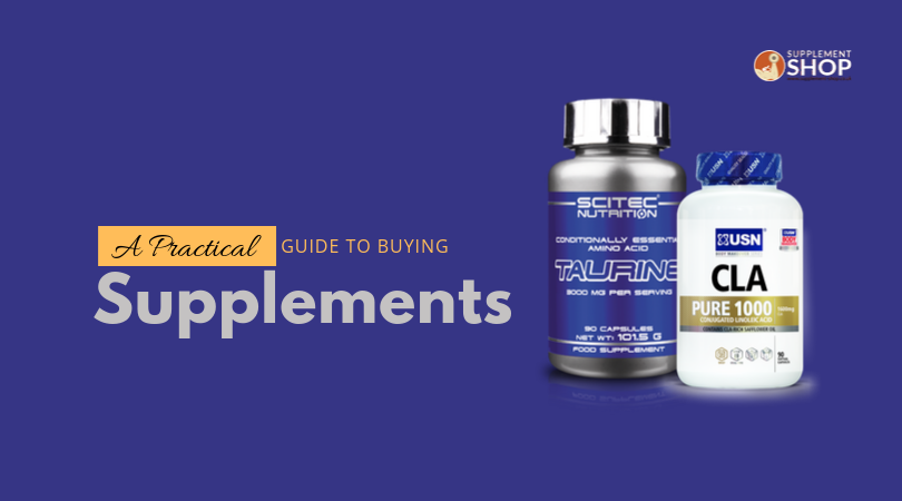 Guide to Buying Supplements
