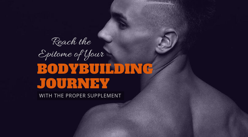 Reach the Epitome of Your Bodybuilding Journey With The Proper Supplement