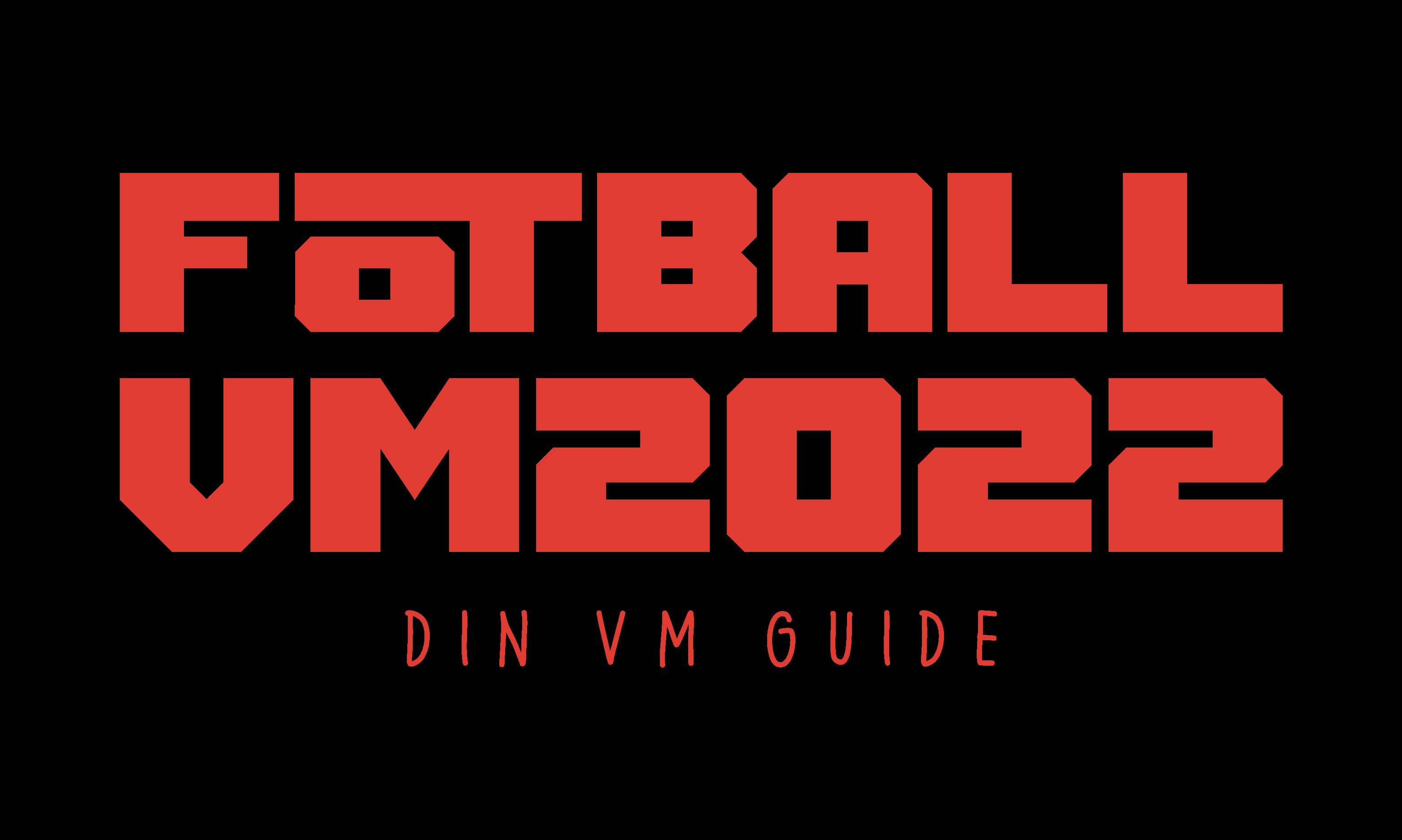 Fotball VM 2022 Qatar