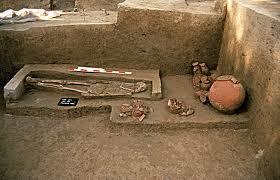 harappa and mohenjodaro burial