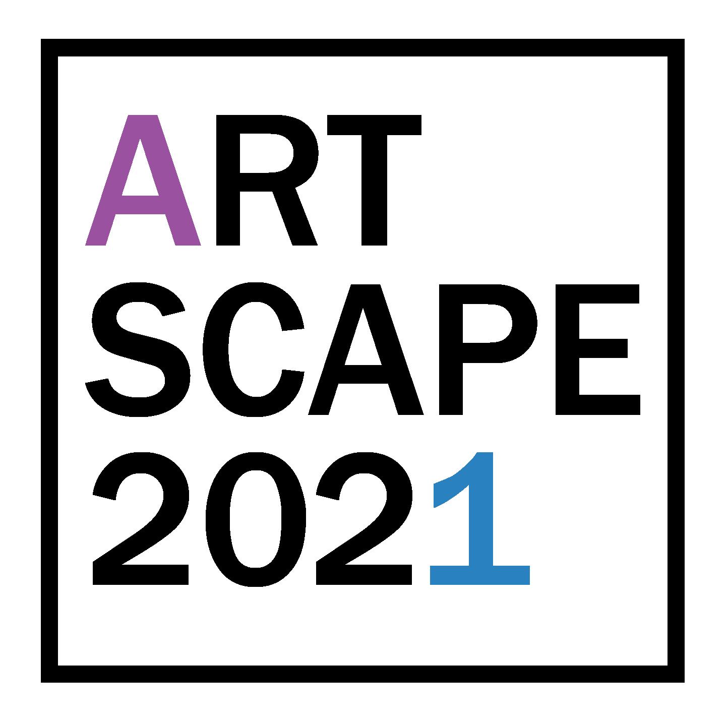 Artscape 2021 logo png