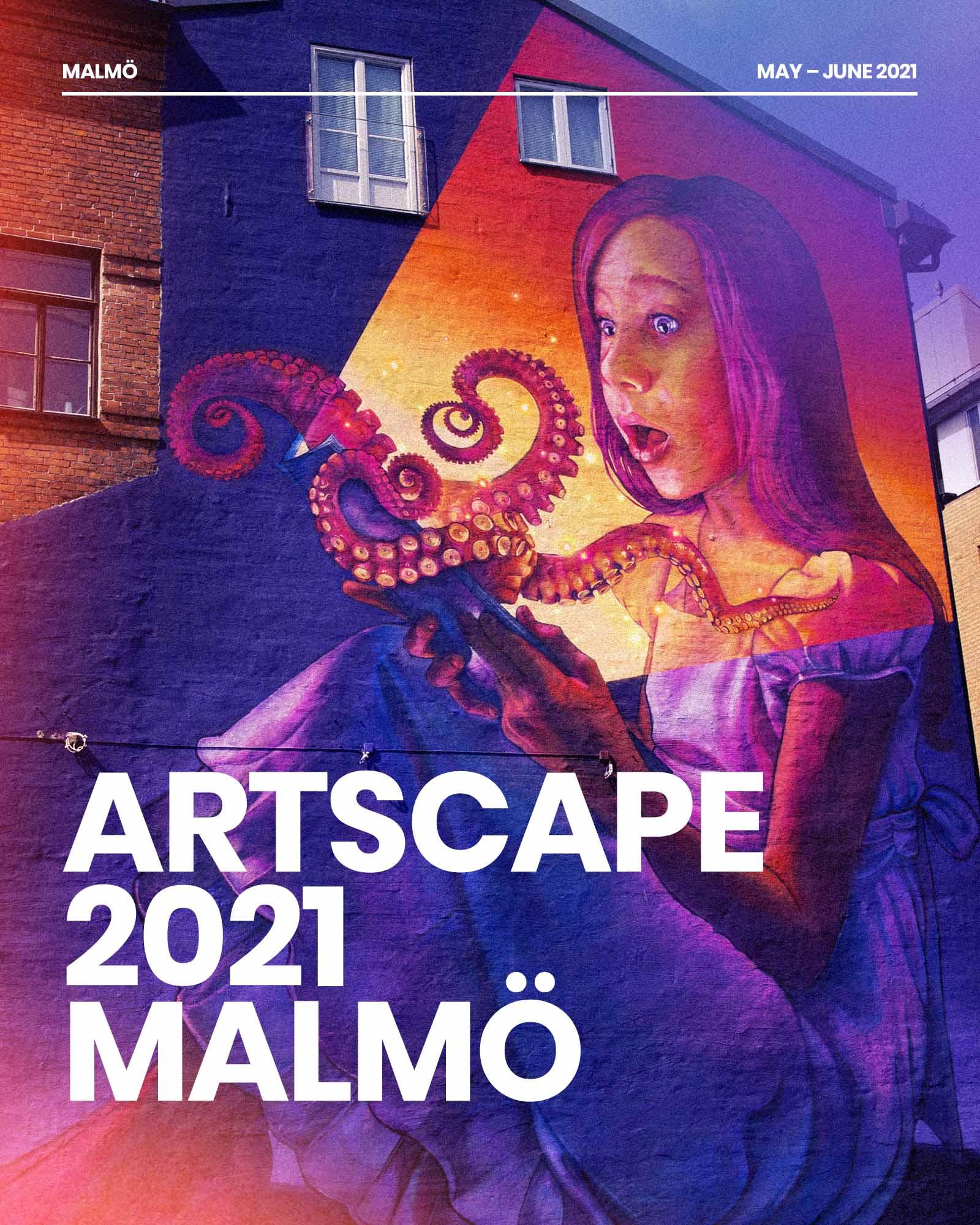 Read more about the article Pressrelease: Artscape till Malmö 2021