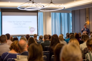 Fitter for Cancer Treatment, Fitter for Life: Prehab4Cancer and ERAS+ Education Event