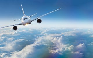 Airfreight - transporting goods