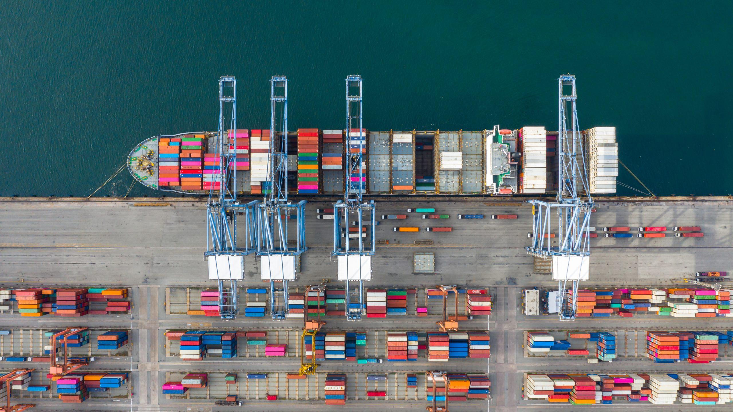Sea Freight Specialists - Hawley Logistics