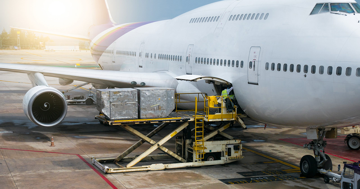 Hawley Logistics Offer Worldwide Airfreight Options