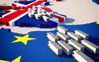 Brexit and haulage in UK