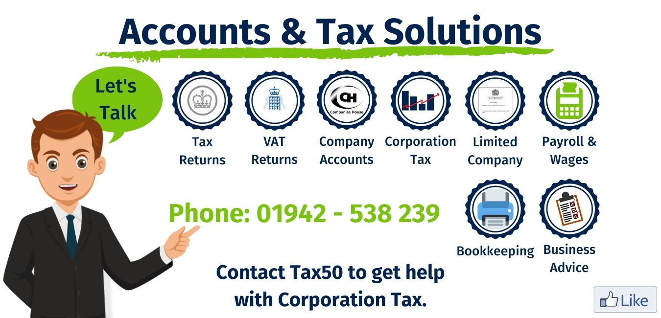 Corporation Tax Accountant