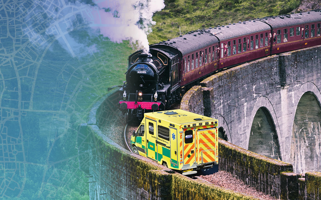 Violent Crime Increase on Railways