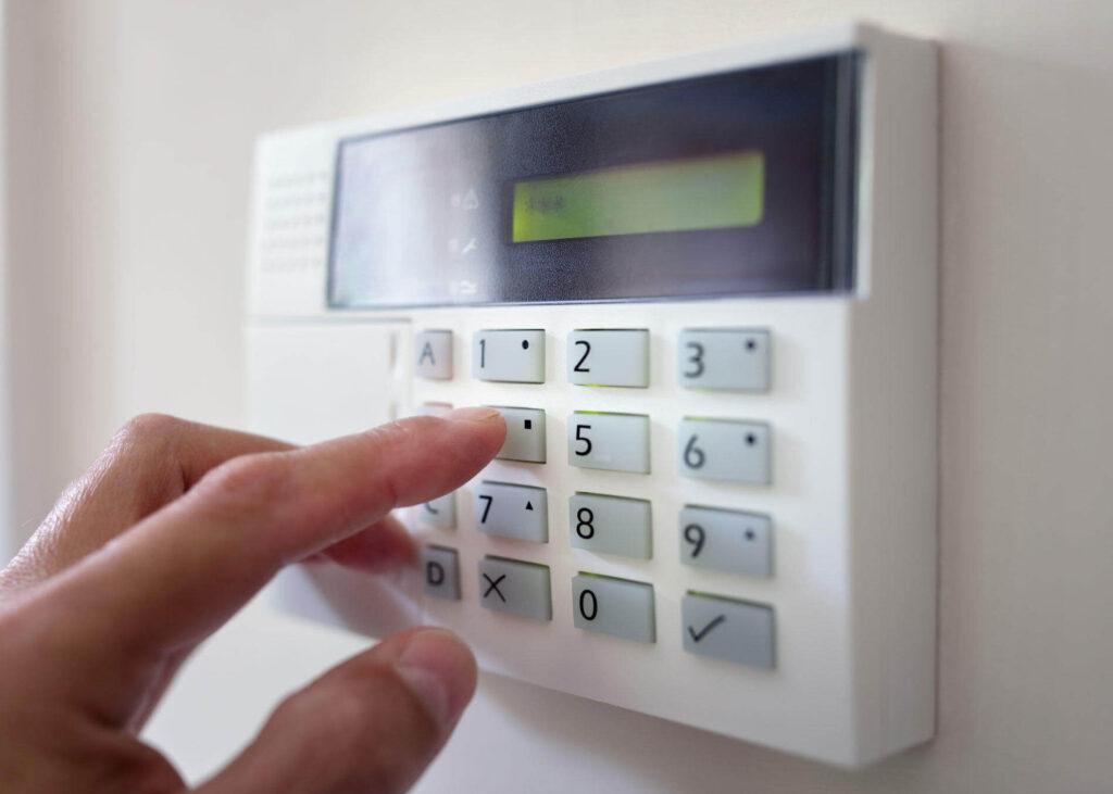 keyholding companies alarm response