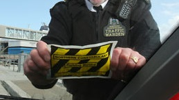 Perception of Security Officers as an essential role ranked 'Slightly ahead of traffic wardens'