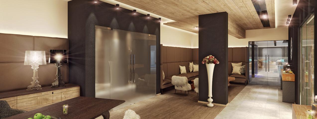 Apartment in St. Anton kaufen - Kristall Spaces