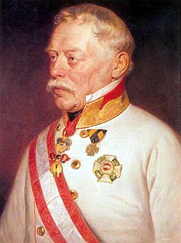 Feldmarschall Count Radetzky