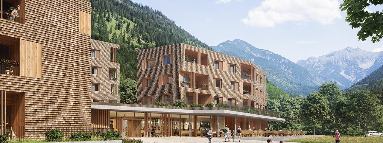 All-Suite Residence Karwendel web slider