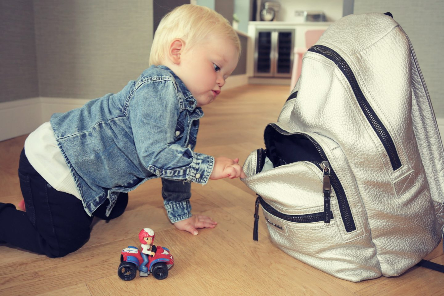 The Top Five Changing Bags Around