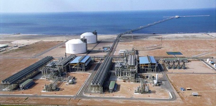 LNG-Plant-Idku