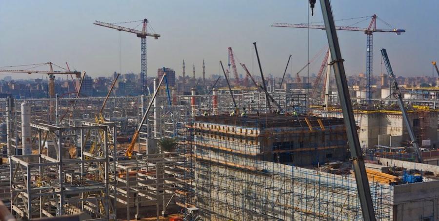 Qalaa ERC Construction