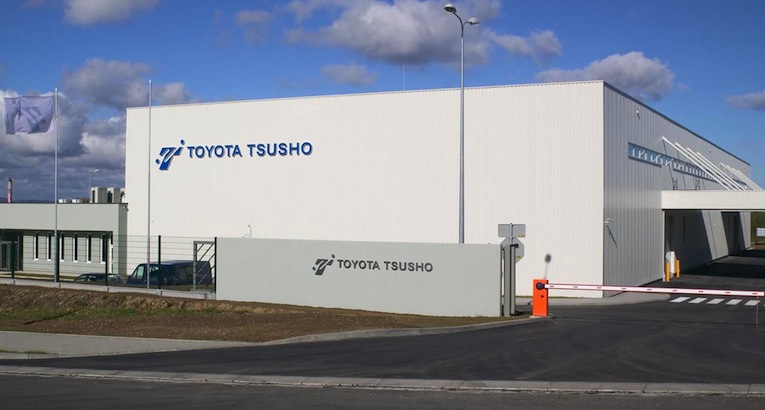 Toyota Tsuscho