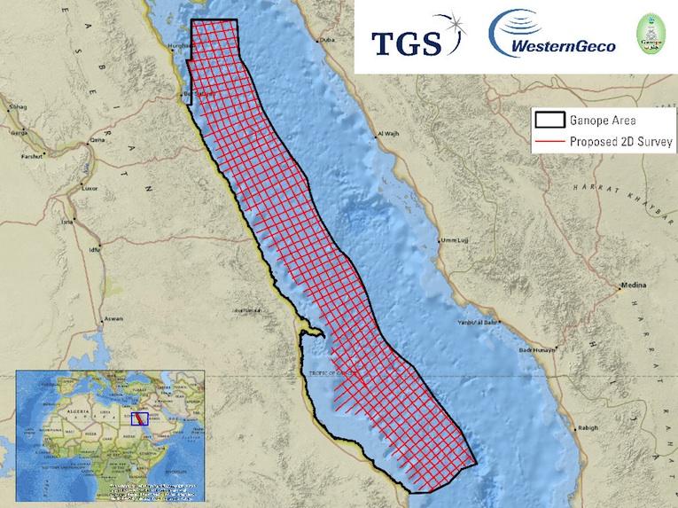 tgs-schlumberger Red Sea