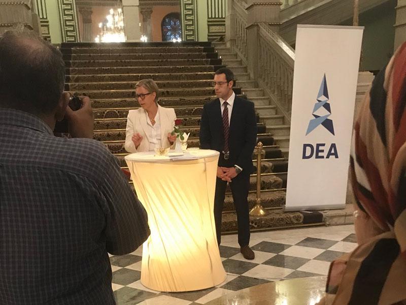 DEA Egypt New GM