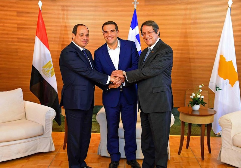 Egypt-Greece-Cyprus