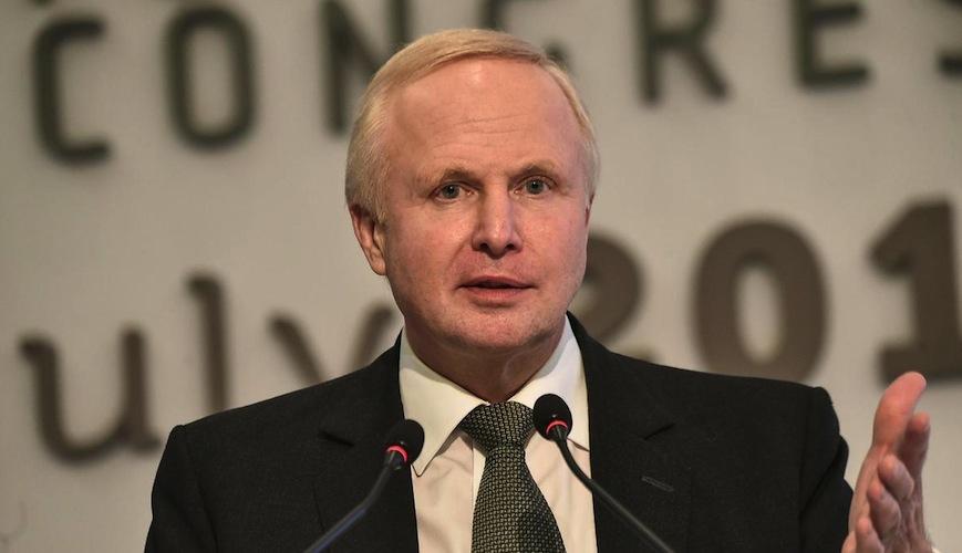 BP CEO
