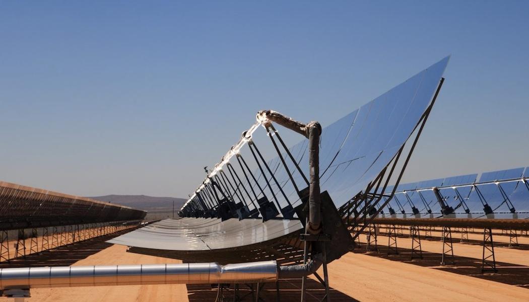 CSP solar