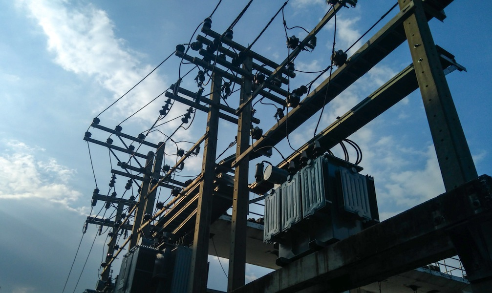 Electricity-power-plant