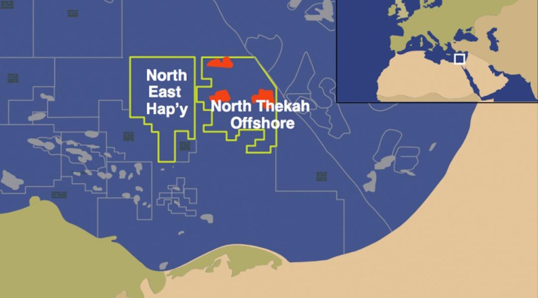 North Thekah