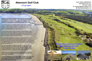 Abersoch Golf Club Wales