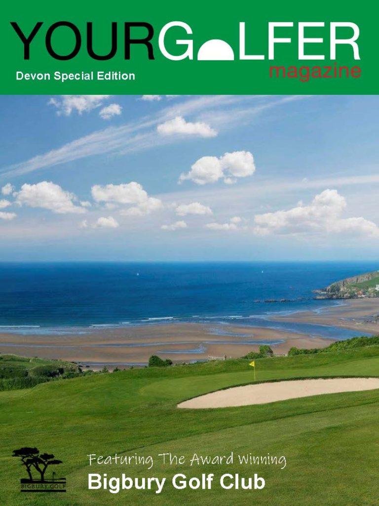 your golfer magazine devon special edition