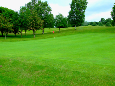 Barlaston golf club as recommended by your golfer magazine