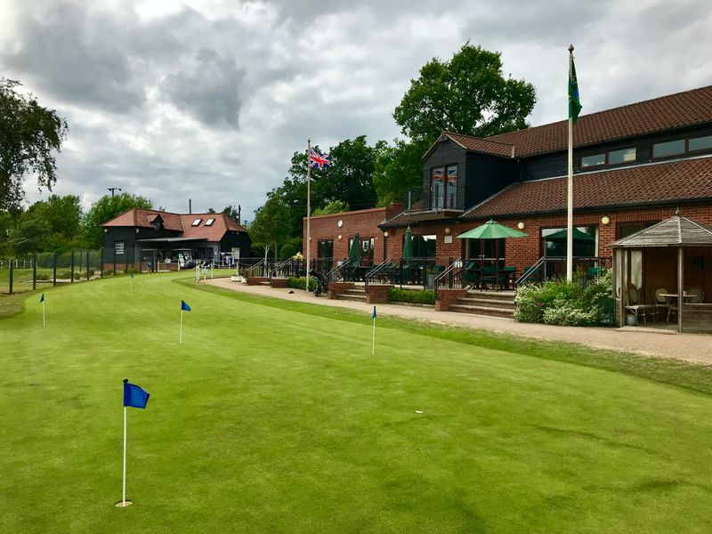Haverhill Golf Club as recommended by your golfer magazine