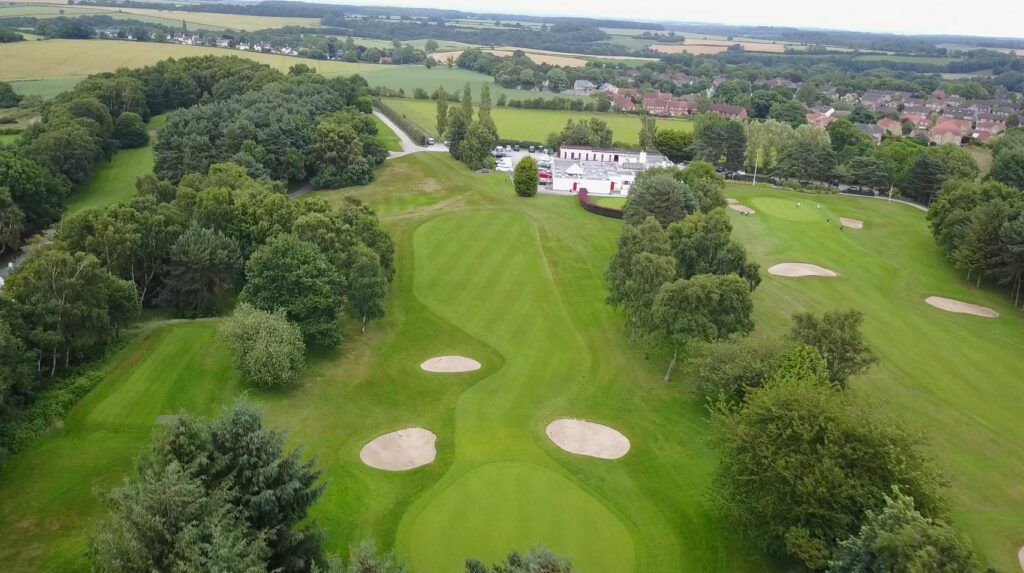 Scarcroft Golf Club as recommended by Your Golfer Magazine main pic
